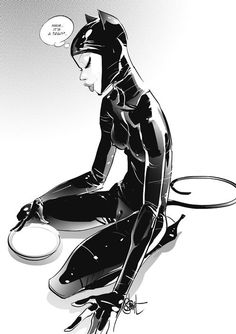Cool Stuff We Like Here @  CoolPile.com ------- << Original Comment >> ------- Catwoman by Otto Schmidt