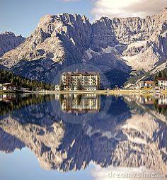 Misurina Lake, Dolomites