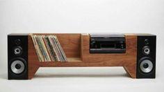 High end audio audiophile art design