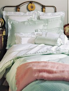 Luxury Linens for Bed, Bath, Table and Nightwear