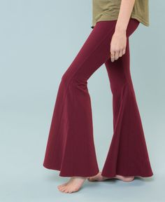 NEW! Funky Bell Pants in Organic Cotton