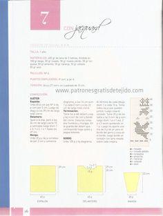 Revista Enciclopedia de Tejido con el Ajuar del Bebé, más de 50 prendas para tejer con dos agujas o palitos y crochet. Descarga gratis