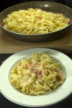 Greek Recipes, Fish Recipes, Macaroni And Cheese, Vodka, Salmon, Seafood, Spaghetti, Food Porn