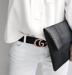 The Very Popular Gucci Handbags - BagBagg Weekend Style, Weekend Wear, Fashion 101, Autumn Fashion, Fashion Trends, Black Gucci Belt, Betty Boop Purses, Gucci Marmont Belt, Classic Wardrobe