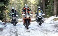 Adventure rider. Get Your Adventure Riding Motorcycle Gear at www.BritishMotorcycleGear.com