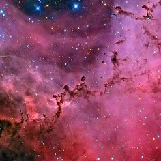 NGC2237 - Dust Sculptures in the Rosette Nebula | by Pegaso0970
