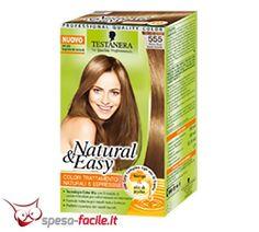 TESTANERA NATURAL   EASY 555 BIONDO SCURO DORATO b268d3b5fb60