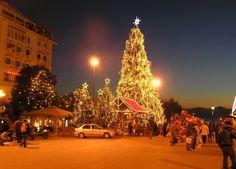Θεσσαλονίκη: Ο δήμος σχεδιάζει ήδη τον χριστουγεννιάτικο στολισμό