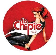 Cerveja Archibald Chipie, estilo American Pale Ale, produzida por Microbrasserie Archibald, Canadá. 5% ABV de álcool.
