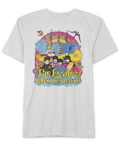 Shop Hybrid Men s The Beatles T-Shirt online at Macys.com. Enjoy the 370ad1b0f1a