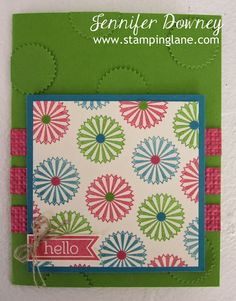 Stamping Lane, Starburst Sayings stamp and framelits, SU