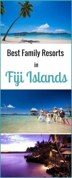 Best family resorts in Fiji. Planning a Fiji family holiday? Need tips on where to stay in Fiji? Here are the 5 Best Family Resorts in Fiji for your family holiday to the Fijian Islands. #FamilyTravel #Fiji #Adventure #Explore #Discover #Travel #TravelTips #BestTravelTips #Getaway