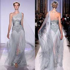 Image result for zuhair murad off the shoulder dress