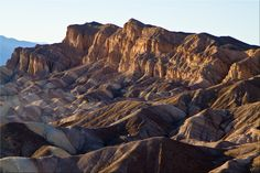 The Textures of Death Valley | Jill Clardy on Flickr