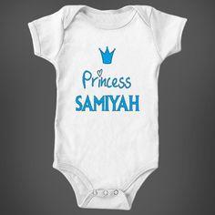 Frozen Princess Samiyah Baby Girl Name