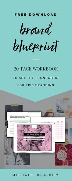 Grab your free Brand Blueprint Workbook here! Six-figure secrets for creative female entrepreneurs. Wanna know how to build a brand that brings in the dough? How to build the solid foundation for a high-end luxury brand. Social Media Branding, Branding Your Business, Personal Branding, Creative Business, Business Tips, Online Business, Marketing Branding, Social Marketing, Business Quotes