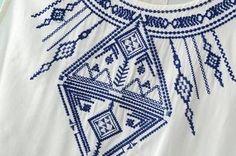 Blusa Bordada - loja online