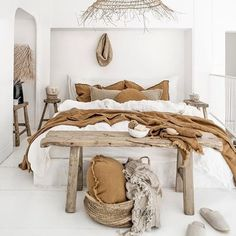 18 Ideas rustic white furniture bedroom bed frames for 2019 Barbie Furniture, Home Furniture, Bedroom Furniture, Indian Furniture, Rustic Furniture, Furniture Ideas, Home Decor Bedroom, Master Bedroom, Diy Bedroom