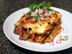 """Pastelon (Sweet Plantain """"Lasagna"""")"""