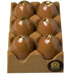 Vajíčka * čokoláda
