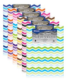 This Chevron Clipboard - Set of Six by Bazic Products is perfect! #zulilyfinds