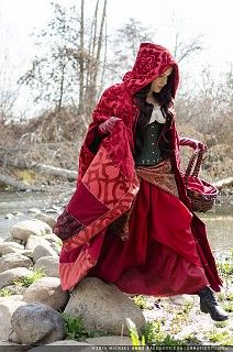 OUAT Red Riding Hood
