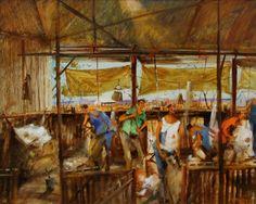 Hugh Sawrey - Shearing For The Loot