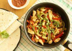 Fajitas, Guacamole, Salsa, Tacos, Mexican, Menu, Treats, Ethnic Recipes, Food