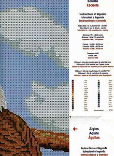 tengo muchos patrones de punto de cruz. (pág. 45) | Aprender manualidades es facilisimo.com