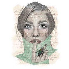 Zhenya katava illustration Fashion Illustrations, My Style, Art, Art Background, Kunst, Performing Arts, Fashion, Fashion Drawings