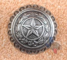 Superior CP00214AS Western Knobs Texas Star Cabinet Hardware Knob Drawer Pulls    Texas Uniques Store $4.13