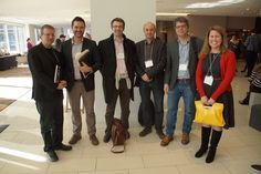 Participants to the Roundtable coordinated by Thomas Cauvin on Teaching Public History, Ottawa NCPH meeting April 2013
