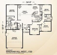 Stillwater   First Floor   Multilevel Home   True Built Home   On ...