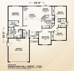 1000 Images About Home Plans On Pinterest Two Story