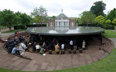 Contemporary European Architecture: Serpentine Gallery Pavilion - 2012 Herzog and De Meuron