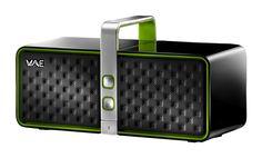 Hercules Wireless Audio Experience BTP03 - Altavoz inalámbrico, Verde