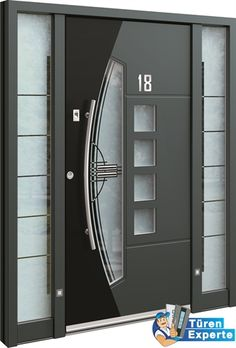 aluminium designer doors entrance - Google Search | doors, Türen ...