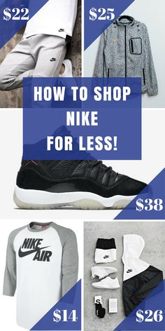 Shop Nike for less when you install the FREE Poshmark app. Find brand new and pre-loved shoes, tops, pants, and more at up to 70% off. Download today to start taking advantage of unbelievable savings!