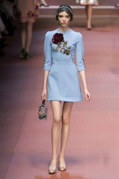 Dolce & Gabbana automne-hiver 2015                              …
