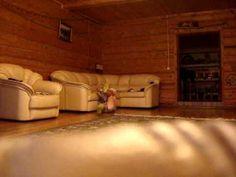 Couch Parkour FAIL