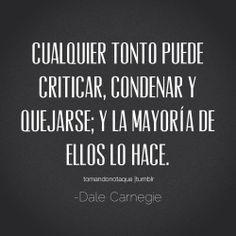 frases de vida Dale Carnegie