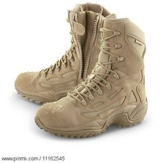 80da338d5342b4 Men s Converse Waterproof Side - zip Desert Tactical Boots D Converse Men