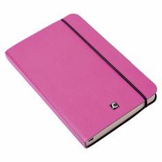 Cartesio Lined Notebook - Small Cyclamen- Jenni Bick Bookbinder
