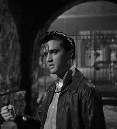 Elvis in King Creole.