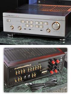 LUXMAN L-540 Integrated Amplifier