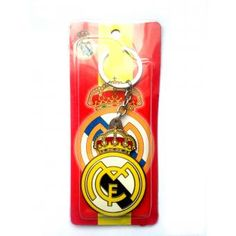 Llavero Metálico FIFA Colección - Real Madrid Club de Fútbol Fifa, Real Madrid Club, Metal, Phone, Shopping, Household Items, Colombia, Key Fobs, Telephone
