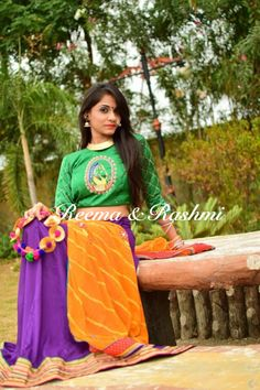 New collection for navratri 2015 Reemaandrashmi@gmail.com