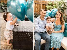Broad Ripple Family Session & Milestone Photography
