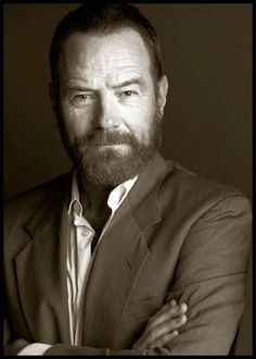 Bryan Cranston  - it's kinda sad now because I want to pin to Breaking Bad board, but now it's over... I have to give him back to the real world...wahhhhhhhhhhh  - I miss you Mr. White!!!!!!!!!!