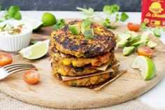 Smoked paprika, black beans and lime give a nice Mexican twist to these delicious fritters. They have just the right amount of spice so that everyone in the family can enjoy them. These Sweet Potato & Black Bean Fritters are straightforward to make but you do need to keep a close eye when you cook […]